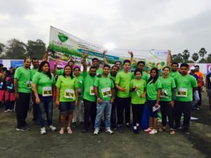 Vadodara Marathon - 2017