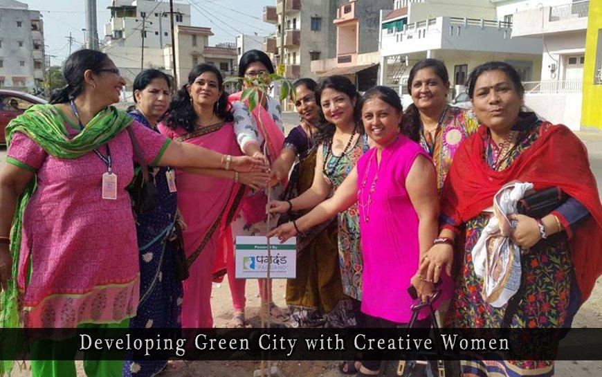 Creative-women-banner : Pagdand