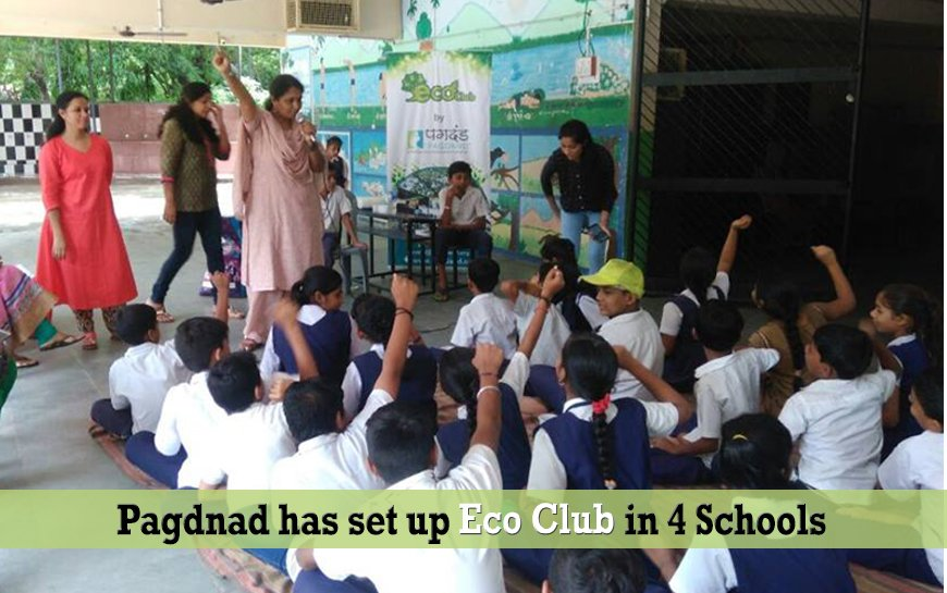 Eco-Club : Pagdand